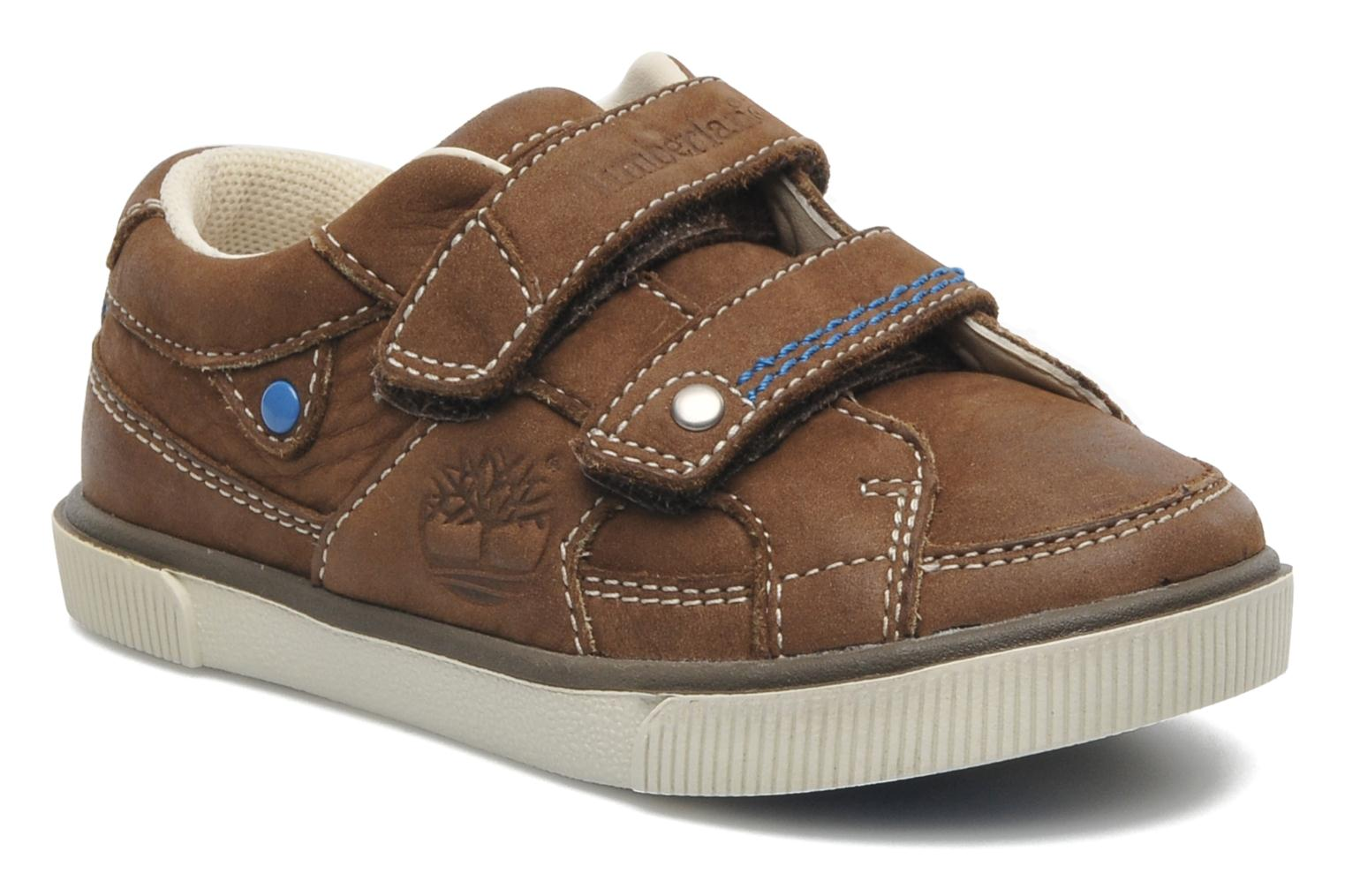 Sneakers Timberland Eastham H L LTHR OX Bruin detail