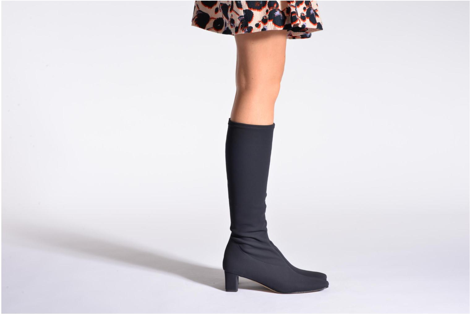 Boots & wellies Elizabeth Stuart Erel 322 Black view from underneath / model view