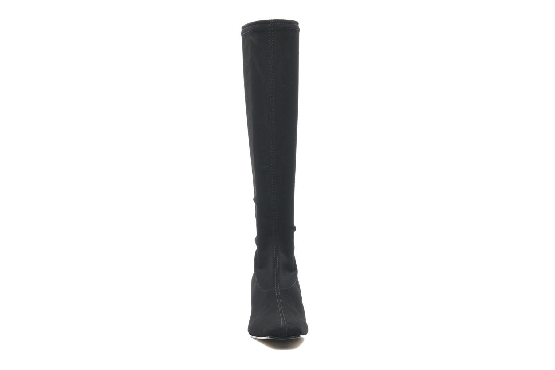 Bottes Elizabeth Stuart Erel 322 Noir vue portées chaussures
