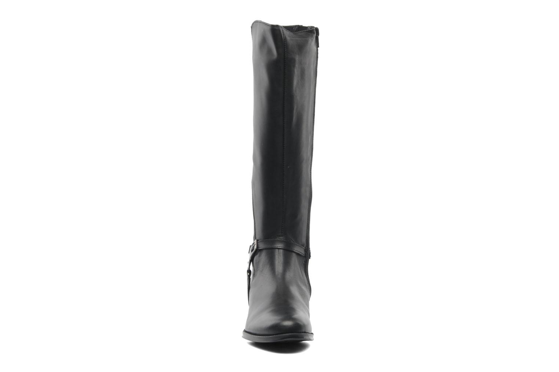Bottes Elizabeth Stuart Heva 391 Noir vue portées chaussures