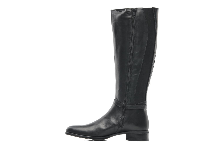 Boots & wellies Elizabeth Stuart Heva 391 Black front view