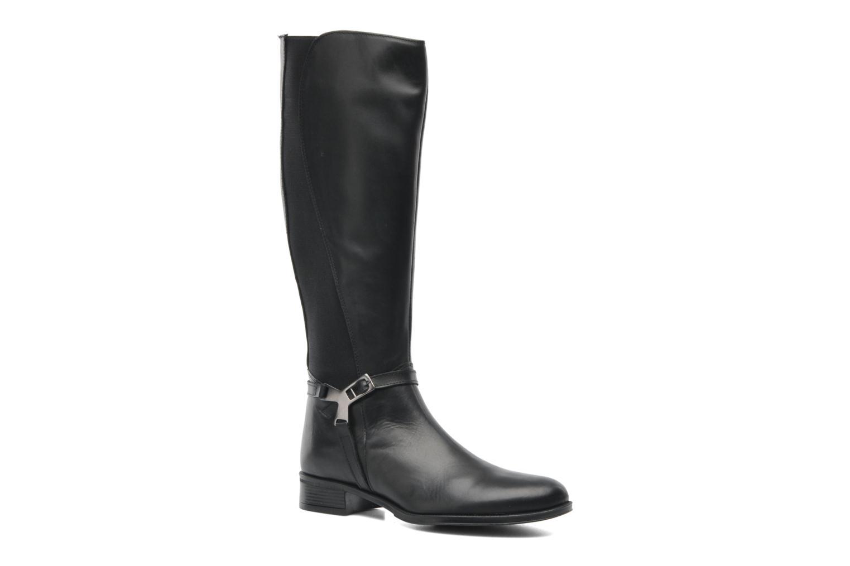 Boots & wellies Elizabeth Stuart Heva 391 Black detailed view/ Pair view