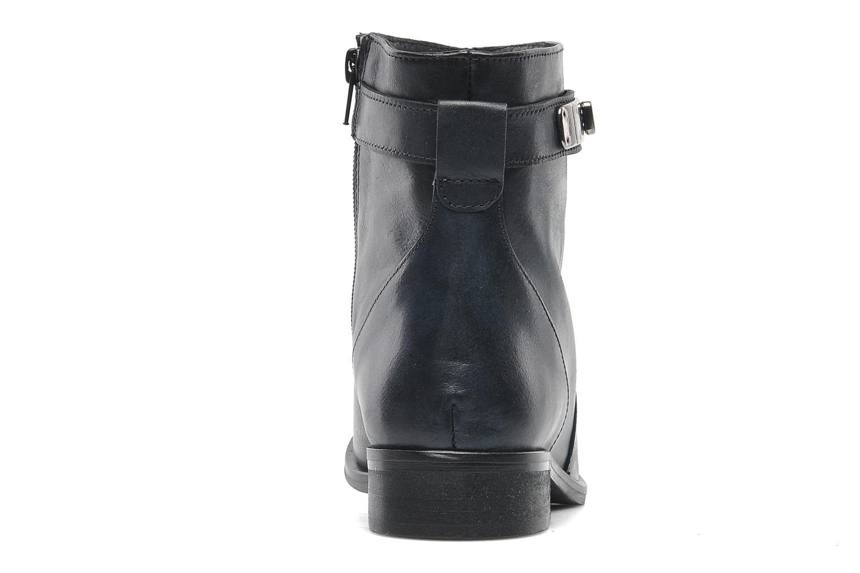 Bottines et boots Elizabeth Stuart Cassey 391 Bleu vue droite