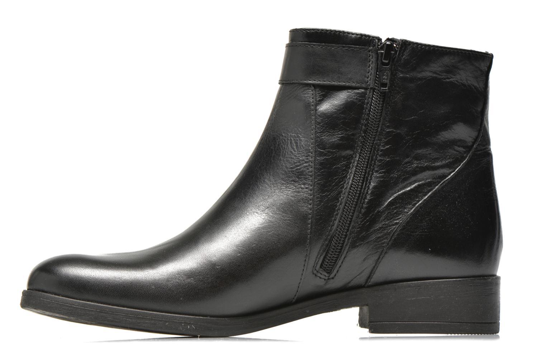 Bottines et boots Elizabeth Stuart Cassey 391 Noir vue face