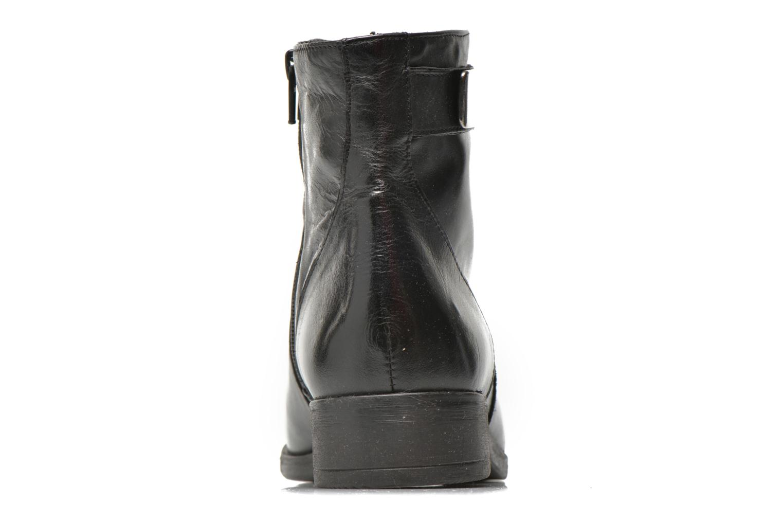 Bottines et boots Elizabeth Stuart Cassey 391 Noir vue droite