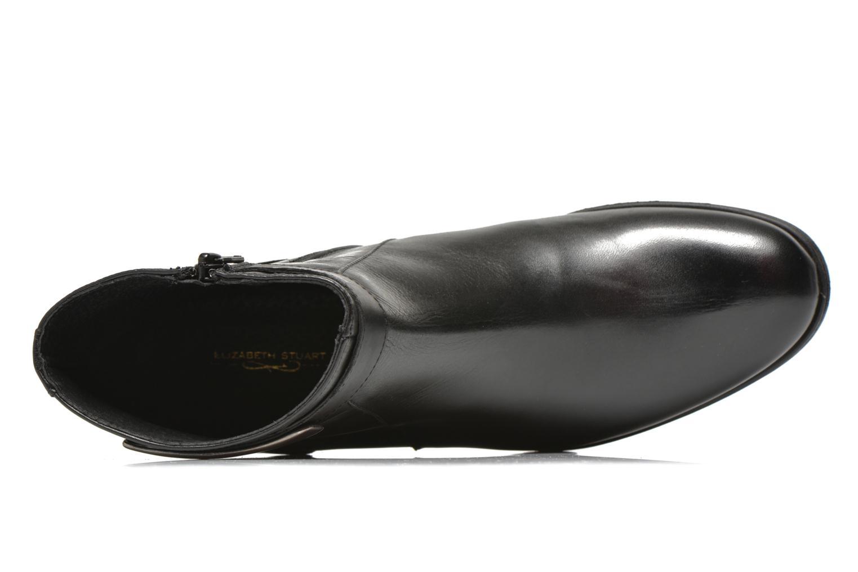 Cassey 391 Cuir Noir Boucle 2