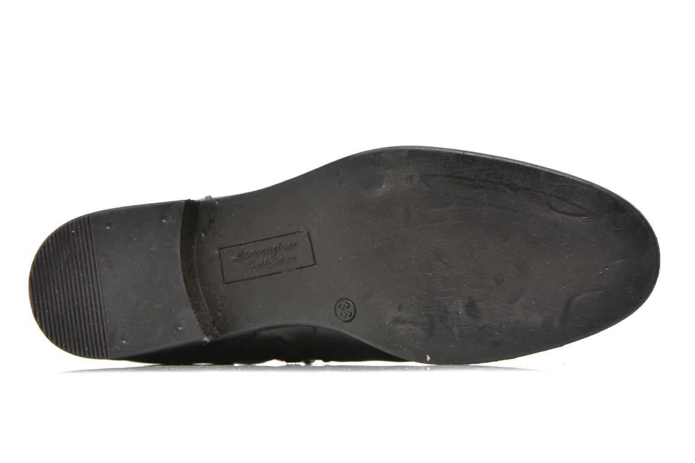Bottines et boots Elizabeth Stuart Cassey 391 Noir vue haut