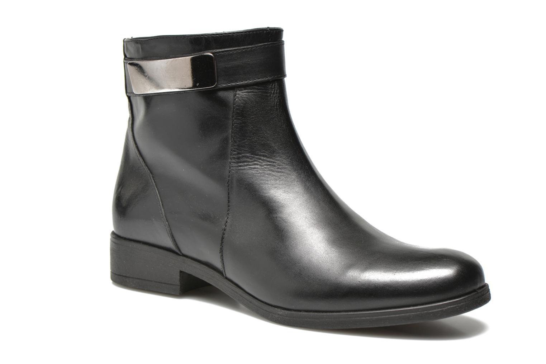 Zapatos de hombres y mujeres de moda casual Elizabeth Stuart Cassey 391 (Negro) - Botines  en Más cómodo