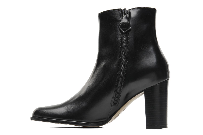 Bottines et boots Elizabeth Stuart Gavos 304 Noir vue face