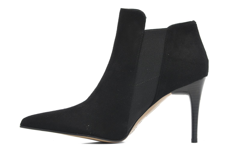 Bottines et boots Elizabeth Stuart Valys 300 Noir vue face