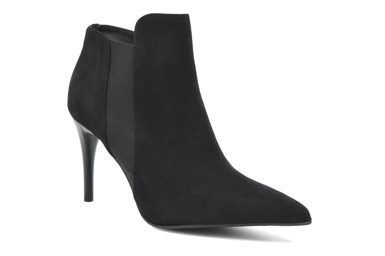 Boots en enkellaarsjes Elizabeth Stuart Valys 300 Zwart detail