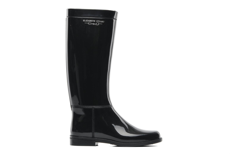 Boots & wellies Elizabeth Stuart Glasgow 395 Black back view
