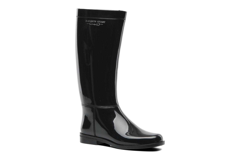 Boots & wellies Elizabeth Stuart Glasgow 395 Black detailed view/ Pair view