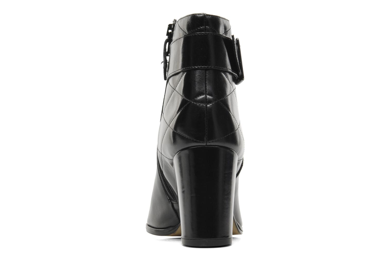 Bottines et boots Elizabeth Stuart Fakir 304 Noir vue droite