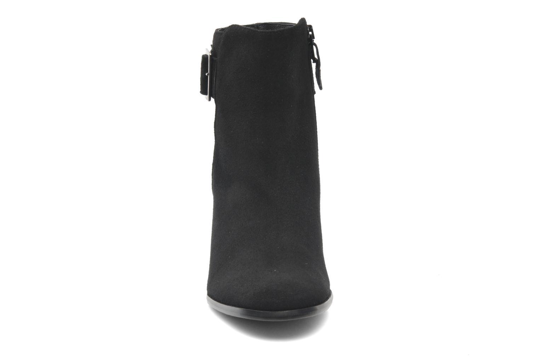 Bottines et boots Elizabeth Stuart Fakir 304 Noir vue portées chaussures