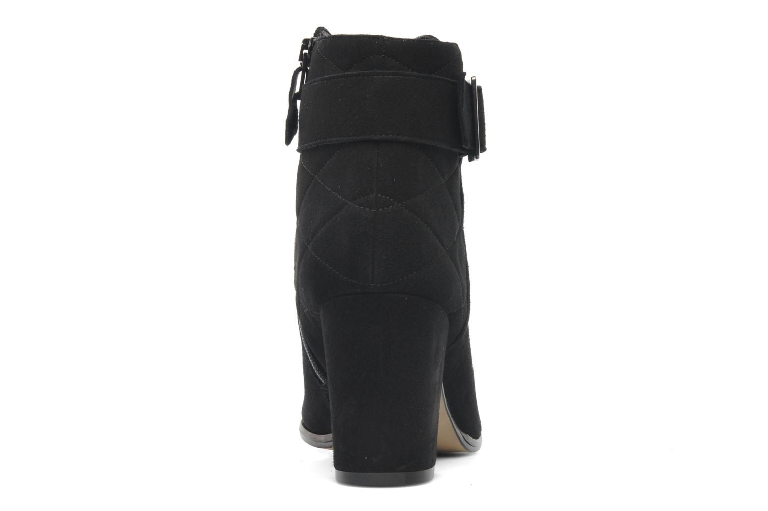 Ankle boots Elizabeth Stuart Fakir 304 Black view from the right
