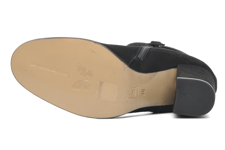 Bottines et boots Elizabeth Stuart Fakir 304 Noir vue haut