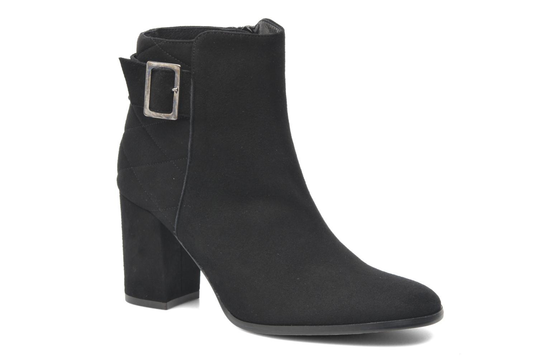 Bottines et boots Elizabeth Stuart Fakir 304 Noir vue détail/paire