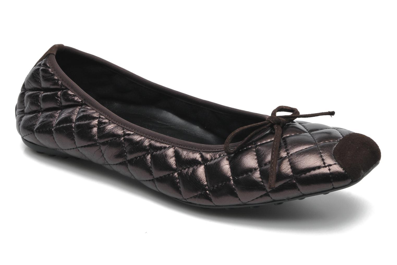 Ballerinas Elizabeth Stuart Lacq 329 schwarz detaillierte ansicht/modell