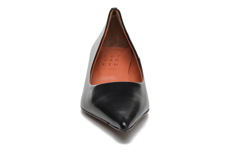 Escarpins Elizabeth Stuart Orthez 308 Bleu vue portées chaussures