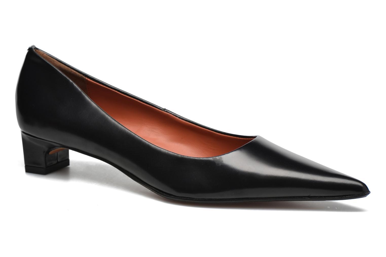 Høje hæle Elizabeth Stuart Orthez 308 Blå detaljeret billede af skoene