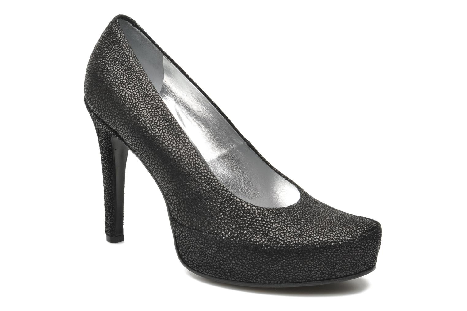 Janice 7 pumps Razza Noir