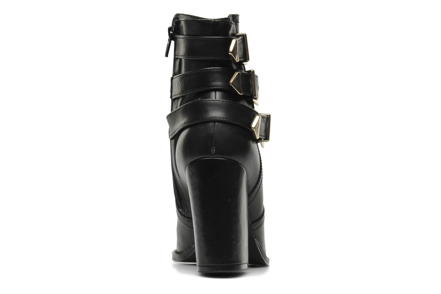 Ankle boots Sweet Lemon Poga Black view from the right