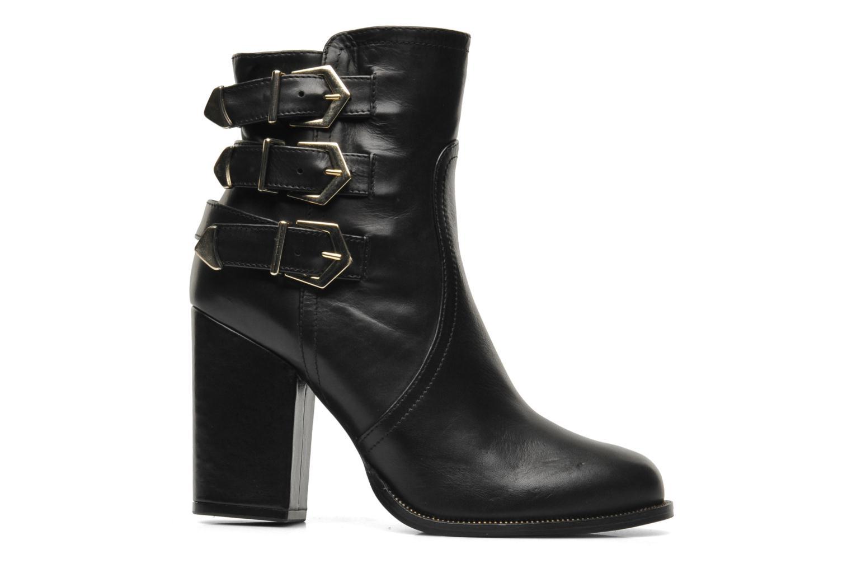 Ankle boots Sweet Lemon Poga Black back view