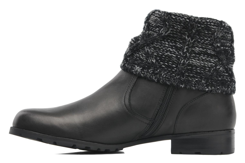 Stiefeletten & Boots Mellow Yellow Ray schwarz ansicht von vorne