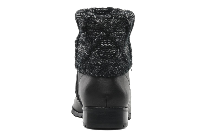 Bottines et boots Mellow Yellow Ray Noir vue droite