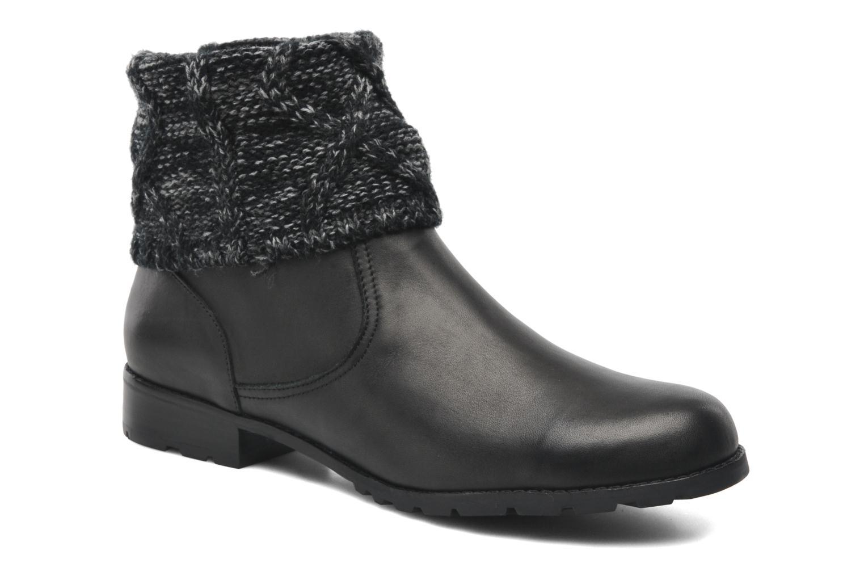 Bottines et boots Mellow Yellow Ray Noir vue détail/paire