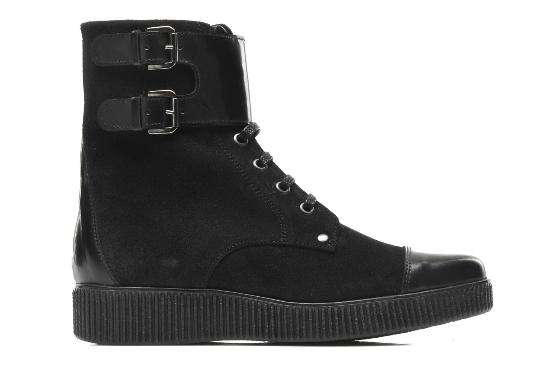 Bottines et boots Anaki Kate Noir vue derrière