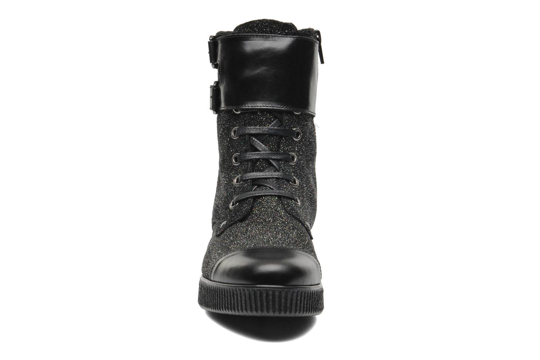 Boots en enkellaarsjes Anaki Kate Zwart model