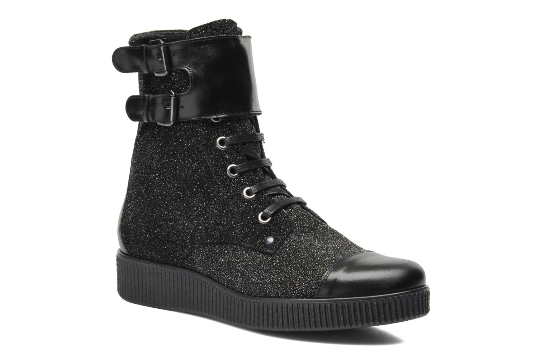 Boots en enkellaarsjes Anaki Kate Zwart detail