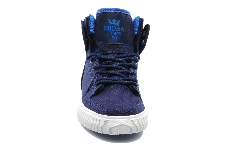 Sneakers Supra Vaider Kids Blå bild av skorna på