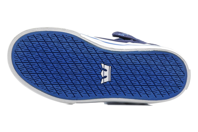 Sneakers Supra Vaider Kids Blå bild från ovan
