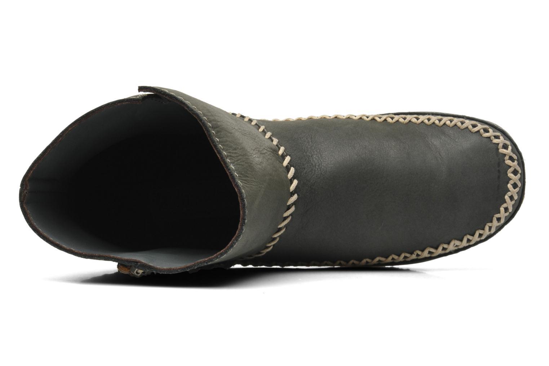 Bottines et boots Laidback London Piksi Gris vue gauche