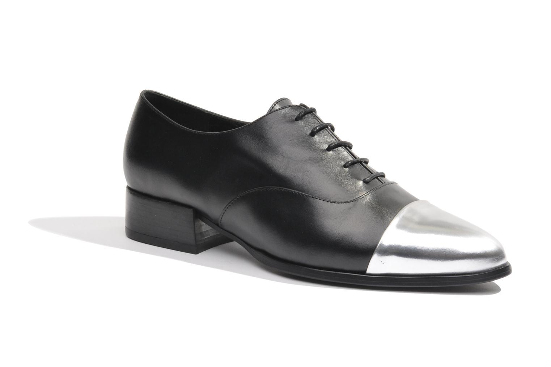 Chaussures à lacets Made by SARENZA Bataclan #15 Noir vue face