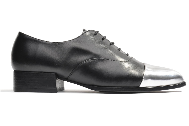 Chaussures à lacets Made by SARENZA Bataclan #15 Noir vue détail/paire