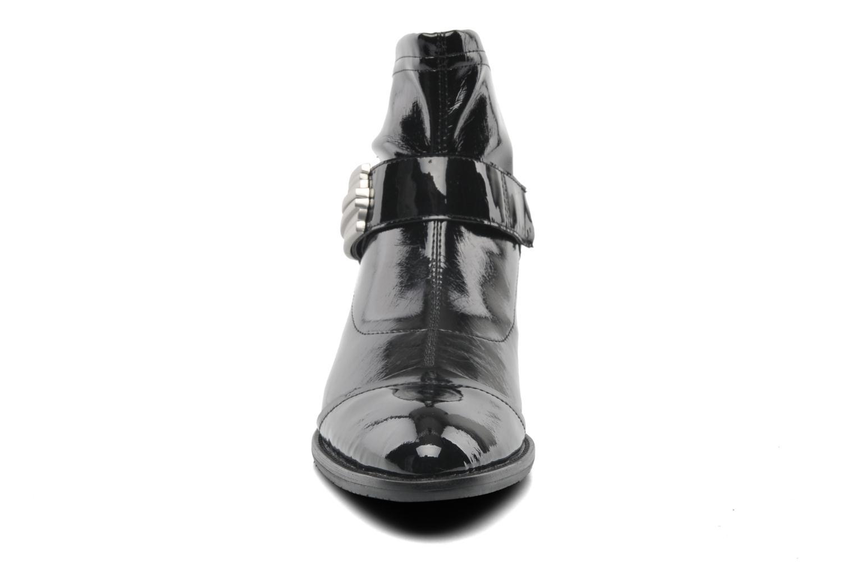 Bottines et boots JB MARTIN Donna Noir vue portées chaussures