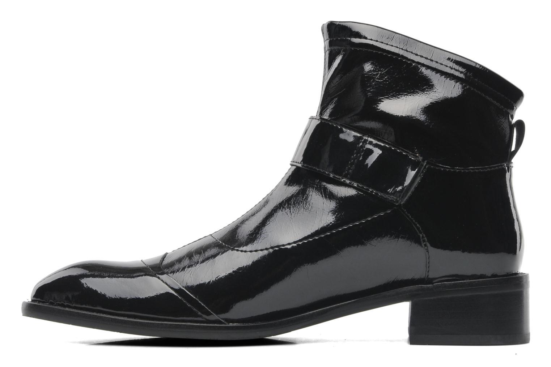 Bottines et boots JB MARTIN Donna Noir vue face