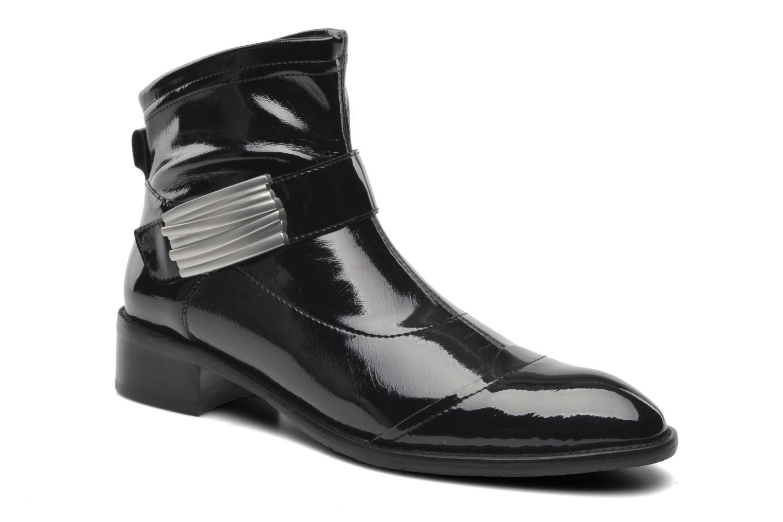 Bottines et boots JB MARTIN Donna Noir vue détail/paire
