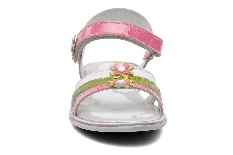 Sandalen Bopy Esther mehrfarbig schuhe getragen