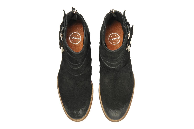 Bottines et boots Made by SARENZA Buttes-Chaumont #7 Noir vue portées chaussures