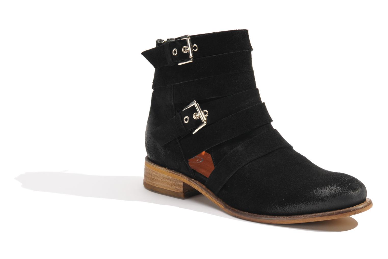 Stiefeletten & Boots Made by SARENZA Buttes-Chaumont #7 schwarz ansicht von rechts