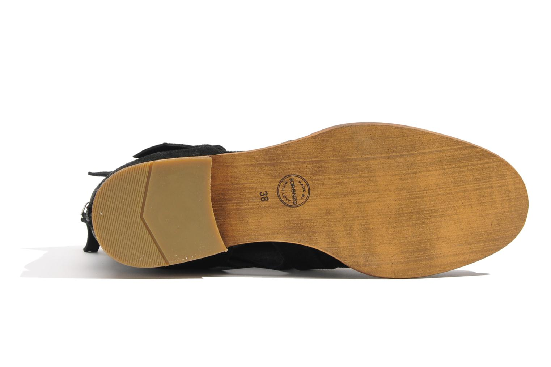 Bottines et boots Made by SARENZA Buttes-Chaumont #7 Noir vue gauche