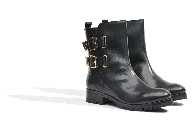 Stiefeletten & Boots Made by SARENZA Bataclan #8 schwarz ansicht von hinten