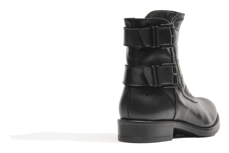 Stivaletti e tronchetti Made by SARENZA Bataclan #20 Nero modello indossato