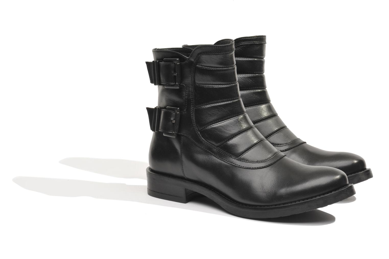 Bottines et boots Made by SARENZA Bataclan #20 Noir vue droite