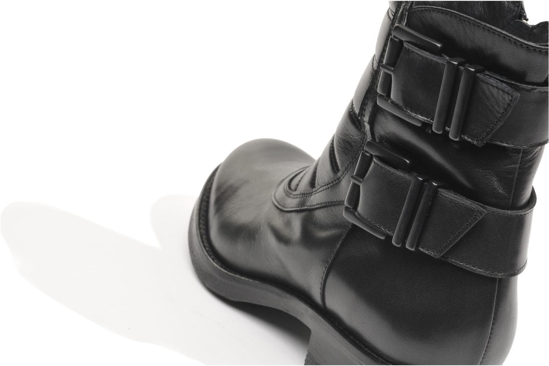Bottines et boots Made by SARENZA Bataclan #20 Noir vue derrière